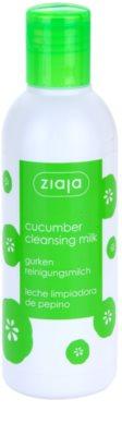 Ziaja Cucumber очищаюче молочко для комбінованої та жирної шкіри