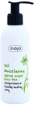 Ziaja Cucumber oczyszczający żel micelarny