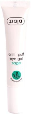 Ziaja Eye Creams & Gels gel de contorno de olhos