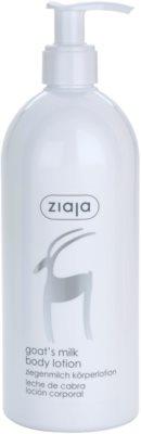 Ziaja Goat's Milk leite corporal