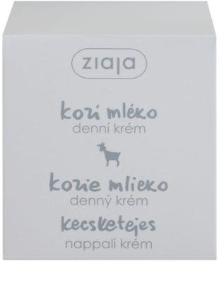Ziaja Goat's Milk Feuchtigkeitsspendende Tagescreme für trockene Haut 2