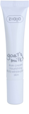 Ziaja Goat's Milk crema de ochi ten uscat
