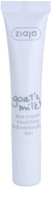 Ziaja Goat's Milk creme de olhos para pele seca