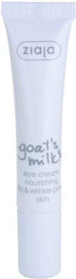 Ziaja Goat's Milk oční krém pro suchou pleť
