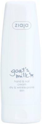 Ziaja Goat's Milk obnovujúci krém na ruky
