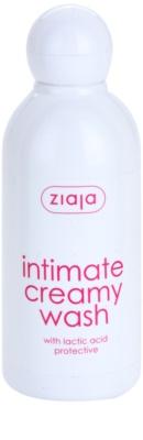 Ziaja Intimate Creamy Wash Gel für die Intimhygiene