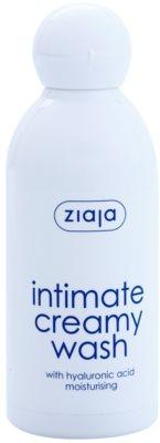 Ziaja Intimate Creamy Wash гель для інтимної гігієни зі зволожуючим ефектом