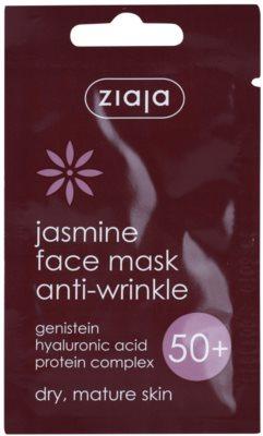 Ziaja Jasmine maska za obraz proti gubam