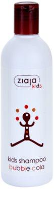 Ziaja Kids Bubble Cola champô para crianças