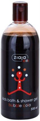 Ziaja Kids Bubble Cola Dusch- und Badgel
