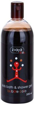 Ziaja Kids Bubble Cola gel de duche e banho