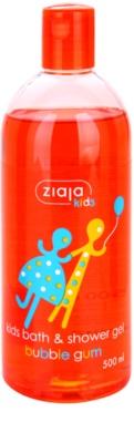 Ziaja Kids Bubble Gum sprchový a kúpeľový gél
