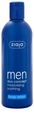 Ziaja Men leite corporal hidratante para homens