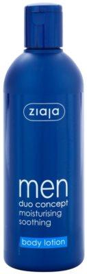 Ziaja Men vlažilni losjon za telo za moške