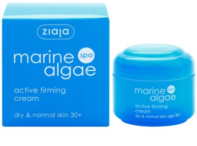 Ziaja Marine Algae creme de hidratação profunda 30+ 1
