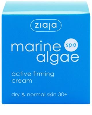 Ziaja Marine Algae creme de hidratação profunda 30+ 2
