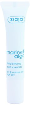 Ziaja Marine Algae крем за околоочния контур против бръчки 30+