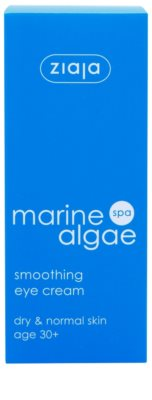 Ziaja Marine Algae protivráskový oční krém 30+ 2