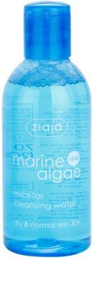 Ziaja Marine Algae tisztító micelláris víz normál és száraz bőrre