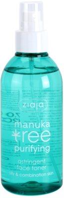 Ziaja Manuka Tree Purifying tonik kombinált és zsíros bőrre