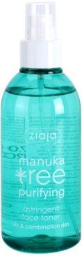 Ziaja Manuka Tree Purifying tonik za mešano in mastno kožo