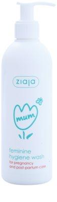 Ziaja Mum gel na intimní hygienu pro těhotné a mladé maminky