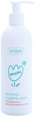 Ziaja Mum gel pentru igiena intima pentru femei insarcinate si mame tinere