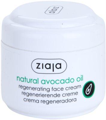 Ziaja Natural Avocado Oil regeneráló arckrém