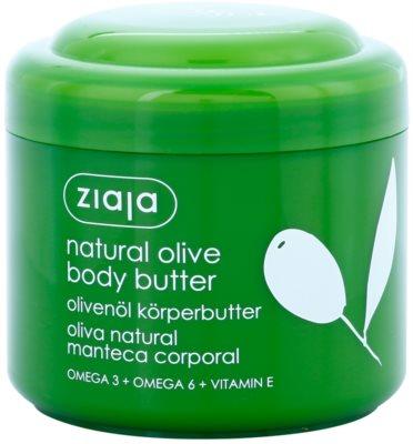 Ziaja Natural Olive telové maslo