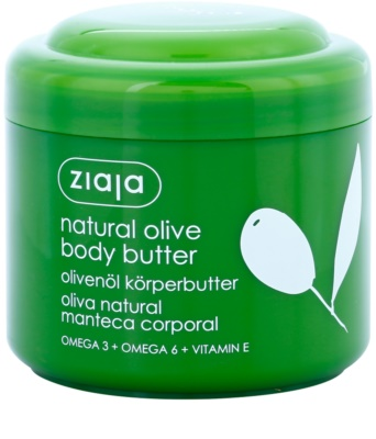 Ziaja Natural Olive unt  pentru corp