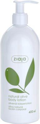 Ziaja Natural Olive telové mlieko s výťažkom z olív