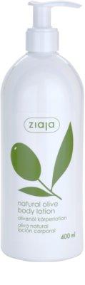 Ziaja Natural Olive мляко за тяло  с екстракт от маслини