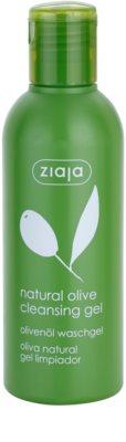 Ziaja Natural Olive Reinigungsgel  mit Auszügen aus Oliven