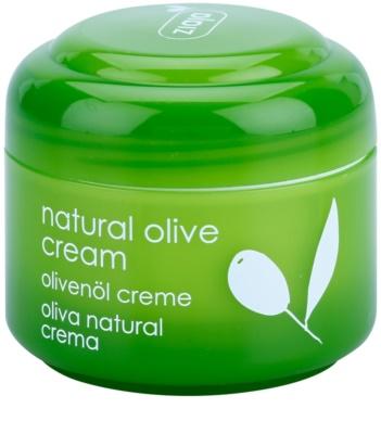 Ziaja Natural Olive Creme für normale und trockene Haut