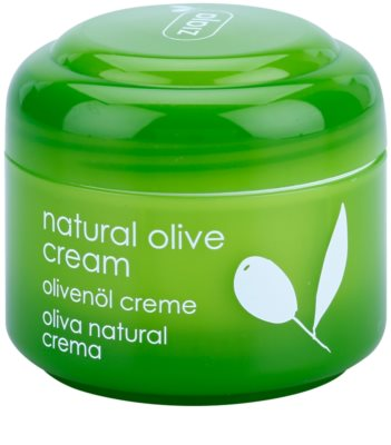Ziaja Natural Olive creme para pele normal e seca