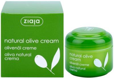 Ziaja Natural Olive krém pro normální a suchou pleť 1