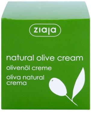 Ziaja Natural Olive krém pro normální a suchou pleť 2