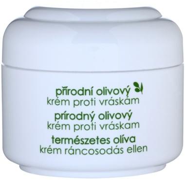 Ziaja Natural Olive crema anti-rid 30+