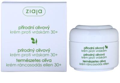 Ziaja Natural Olive крем против бръчки 30+ 1