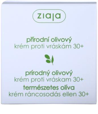 Ziaja Natural Olive Anti-Falten Creme 30+ 2
