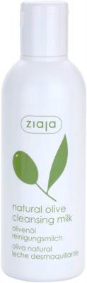 Ziaja Natural Olive Abschminkmilch mit Auszügen aus Oliven