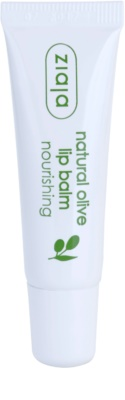Ziaja Natural Olive balsam de buze nutritiv cu extras din masline