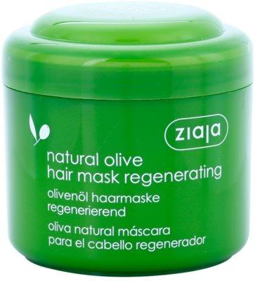 Ziaja Natural Olive regenerační maska na vlasy