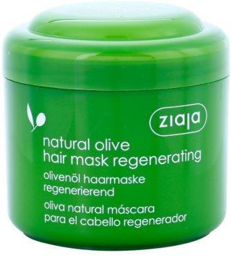 Ziaja Natural Olive Regenerierende Maske für das Haar