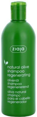Ziaja Natural Olive Regenierendes Shampoo für alle Haartypen