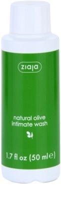 Ziaja Natural Olive Gel für die Intimhygiene