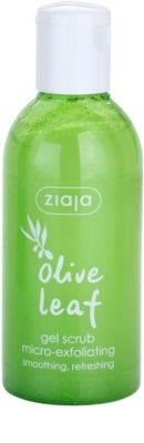 Ziaja Olive Leaf géles peeling