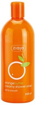 Ziaja Orange Butter krémový sprchový gel