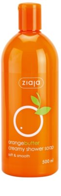 Ziaja Orange Butter кремовий гель для душу