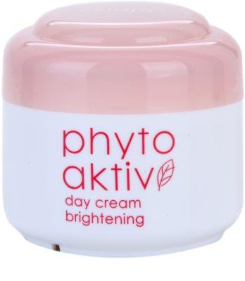 Ziaja Phyto Aktiv aufhellende Tagescreme für empfindliche Haut mit der Neigung zum Erröten